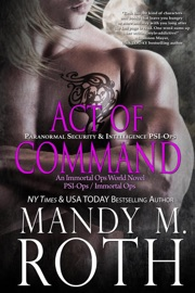 Act of Command: Paranormal Security and Intelligence PDF Download