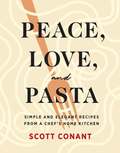 Peace, Love, and Pasta Book Cover
