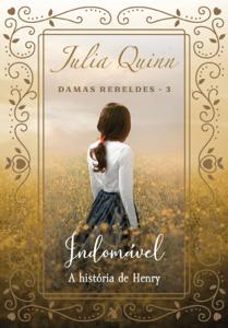 Indomável Book Cover