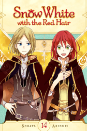 Snow White with the Red Hair, Vol. 14