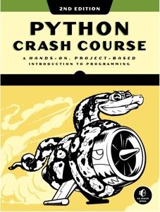 Python Crash Course, 2nd Edition de Linda Capa de livro