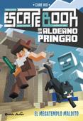 Escape book de un aldeano pringao. El megatemplo maldito Book Cover