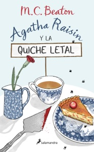 Agatha Raisin y la quiche letal (Agatha Raisin 1) Book Cover