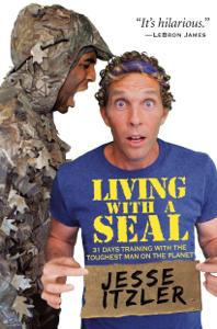 Living with a SEAL La couverture du livre martien