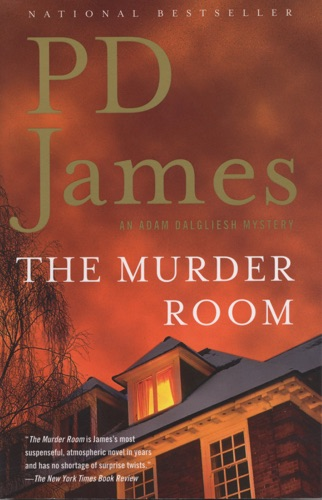 P. D. James - The Murder Room