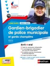 Concours Gardien-Brigadier De Police Municipale Et Garde Champêtre 2022-2023 - Cat C N°4 E-pub
