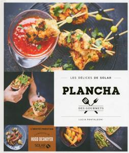 Plancha des gourmets La couverture du livre martien