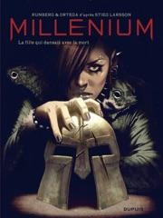 Millénium saga - Intégrale - La Fille qui dansait avec la mort