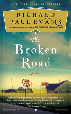 The Broken Road - Richard Paul Evans book