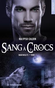 Wariwulfs - tome 1 Sang à crocs La couverture du livre martien