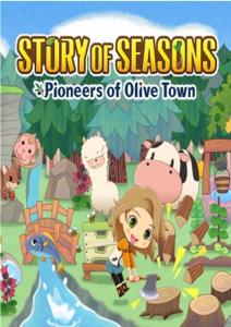 Story of Seasons Boekomslag