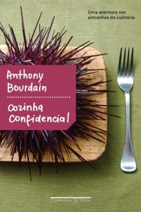 Cozinha confidencial Book Cover