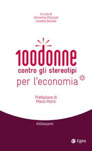 100 donne contro gli stereotipi per l'economia Libro Cover
