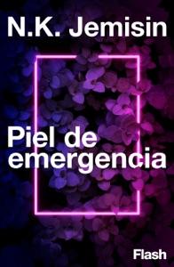 Piel de emergencia Book Cover