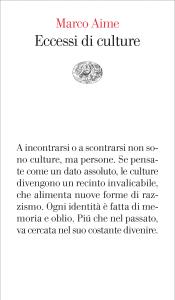 Eccessi di culture Libro Cover