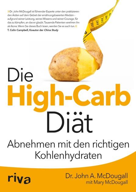Die High-Carb-Diät by John McDougall & Mary McDougall on