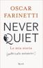 Oscar Farinetti - Never Quiet artwork
