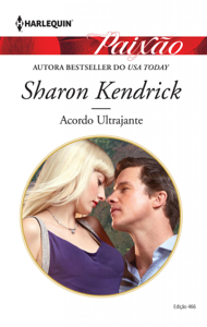 Acordo Ultrajante Book Cover