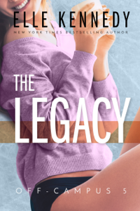 The Legacy Book Cover