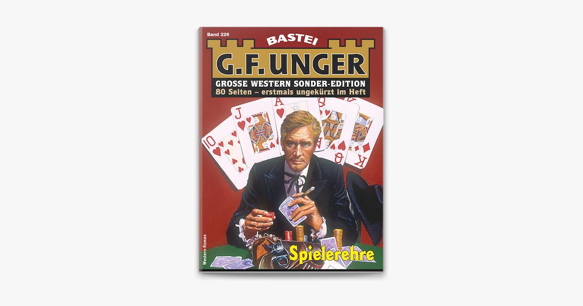 G. F. Unger Sonder-Edition 226 – G. F. Unger
