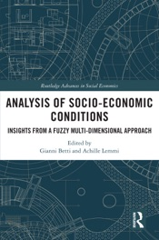 Download and Read Online Analysis of Socio-Economic Conditions