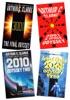 Arthur C. Clarke Space Odyssey Series: 2001: A Space Odyssey, 2010: Odyssey two, 2061: Odyssey three, 3001: The Final Odyssey