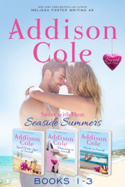 Sweet with Heat: Seaside Summers, Contemporary Romance Boxed Set, Books 1-3 - Addison Cole book summary