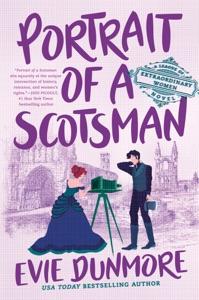 Portrait of a Scotsman Book Cover