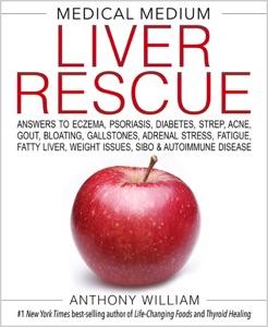 Medical Medium Liver Rescue Book Cover