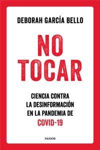 No tocar Book Cover