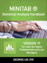 Minitab Statistical Analysis Handbook