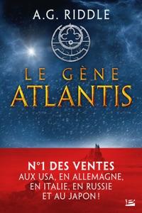 Le Gène Atlantis Book Cover