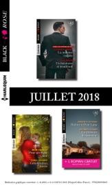 10 ROMANS BLACK ROSE + 1 GRATUIT (Nº486 à 490 - JUILLET 2018)