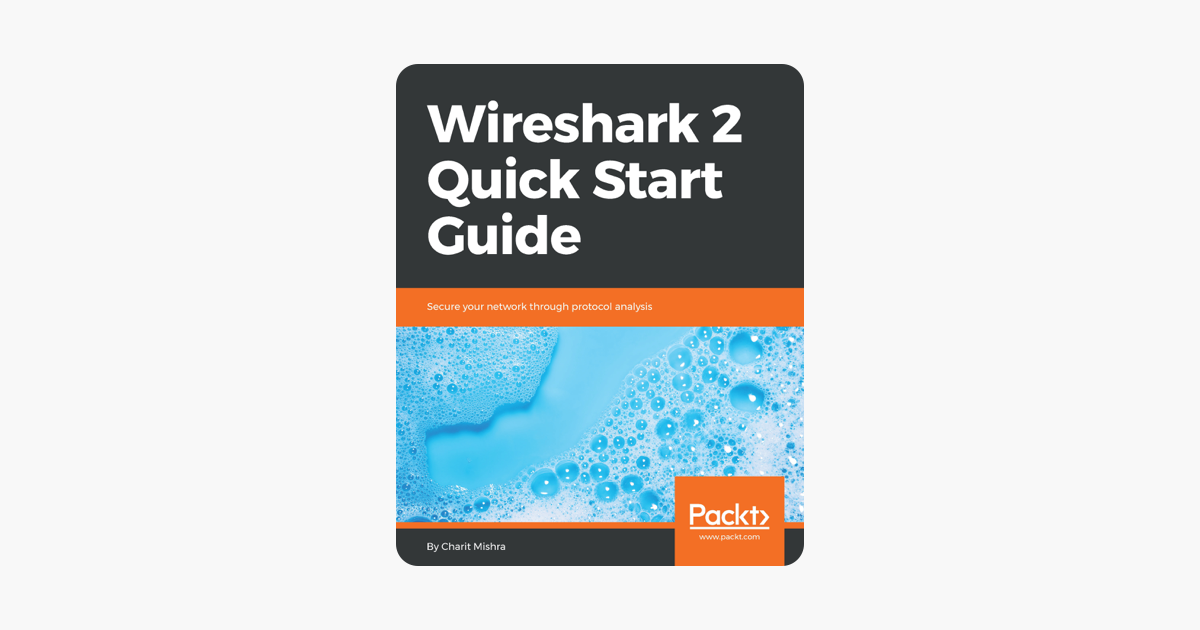 ‎Wireshark 2 Quick Start Guide