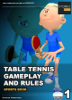 Jackie Lau - Table Tennis Gameplay and Rules artwork