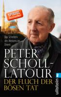 Peter Scholl-Latour - Der Fluch der bösen Tat artwork