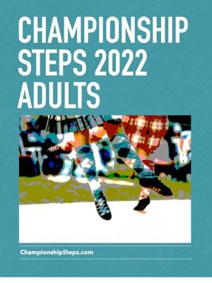 Championship Steps 2022 adults