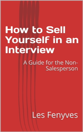 How to Sell Yourself in an Interview book