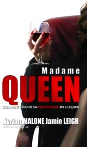 Madame Queen Book Cover