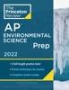 Princeton Review AP Environmental Science Prep, 2022