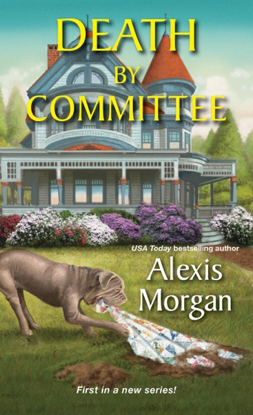 Death by Committee - Alexis Morgan book cover