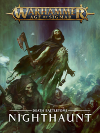 Battletome: Nighthaunt book