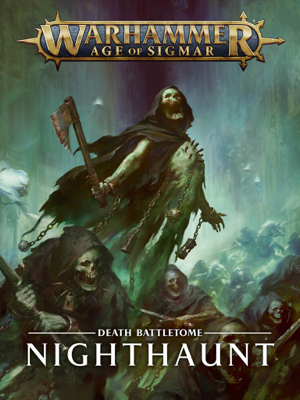 Battletome: Nighthaunt - Games Workshop book