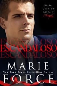 Escandaloso Book Cover