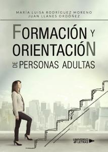Formación y Orientación de personas adultas Book Cover