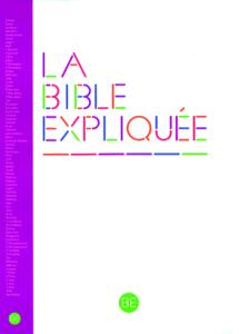 La Bible Expliquée La couverture du livre martien