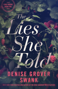 The Lies She Told Book Cover