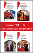 Harlequin Presents September 2021 - Box Set 2 of 2 Book Cover
