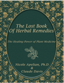 The Lost Book of Herbal Remedies Book Cover