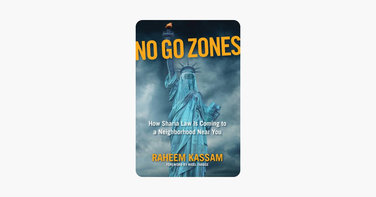 No Go Zones - Raheem Kassam & Nigel Farage